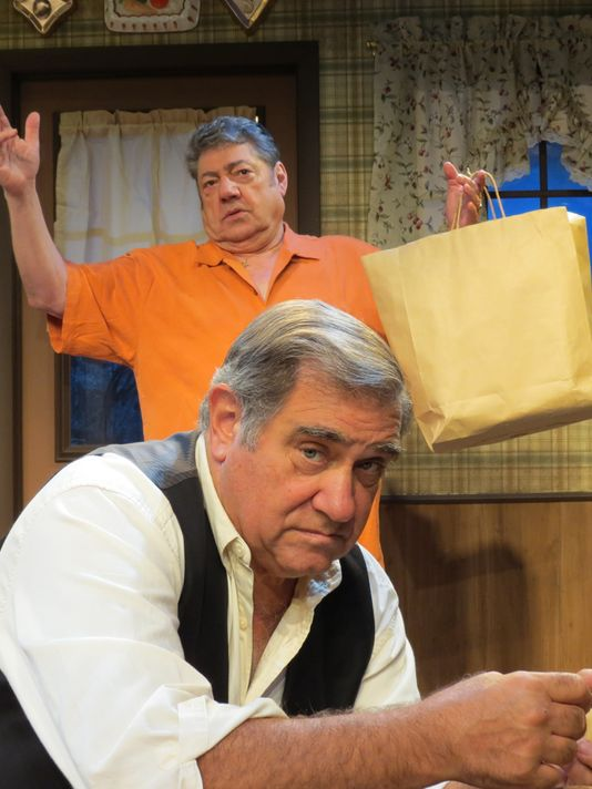 New jersey repertory company year round professional theater on dinner with the boys at nj rep stopboris Choice Image